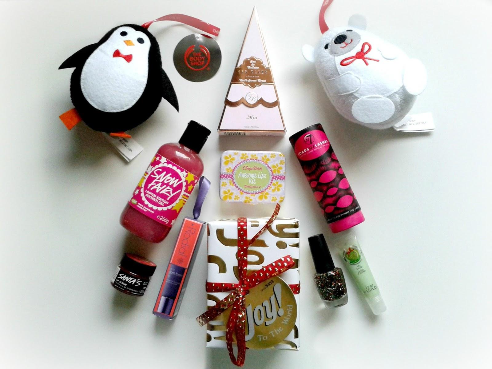 Secret Santa Gift Guide Under £10