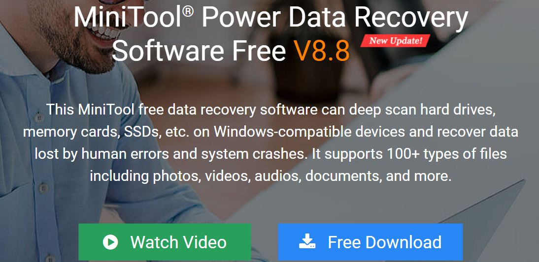 تحميل minitool power data recovery
