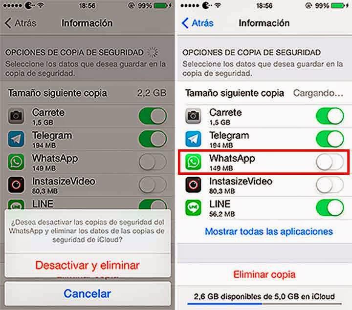 Evita Guardar Fotos Automaticamente En Whatsapp De Ios