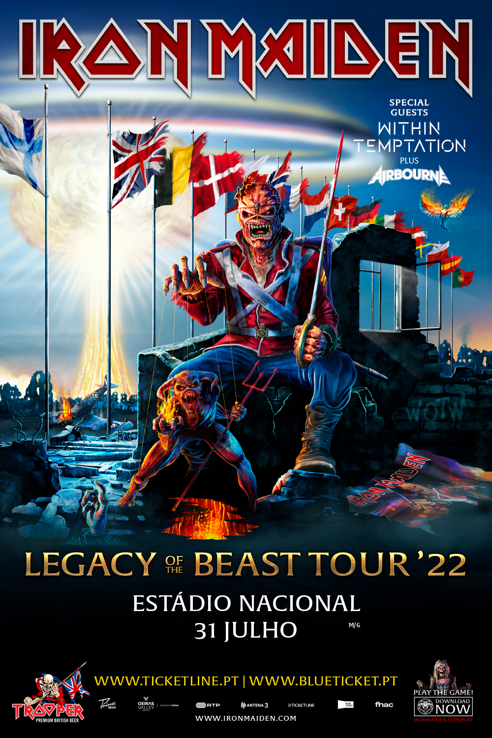 LEGACY OF THE BEAST 2022