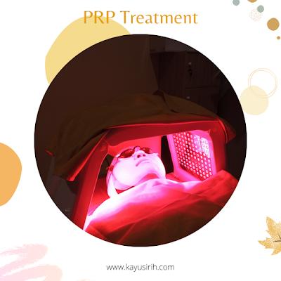 PRP Treatment, Perawatan Wajah Menggunakan Plasma Darah