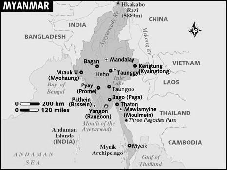 The strategic importance of Myanmar is growing to regional powers