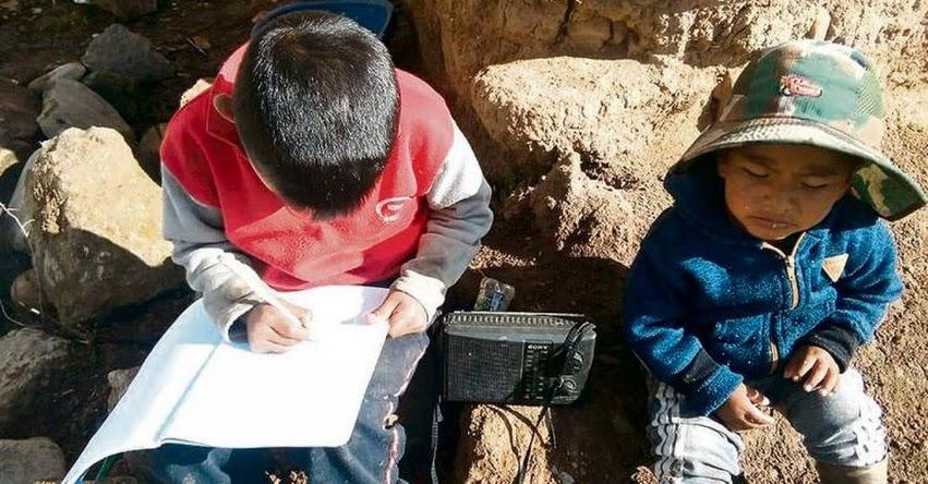 Más de 18 mil escolares de Cusco siguen sin tener acceso a internet para clases virtuales