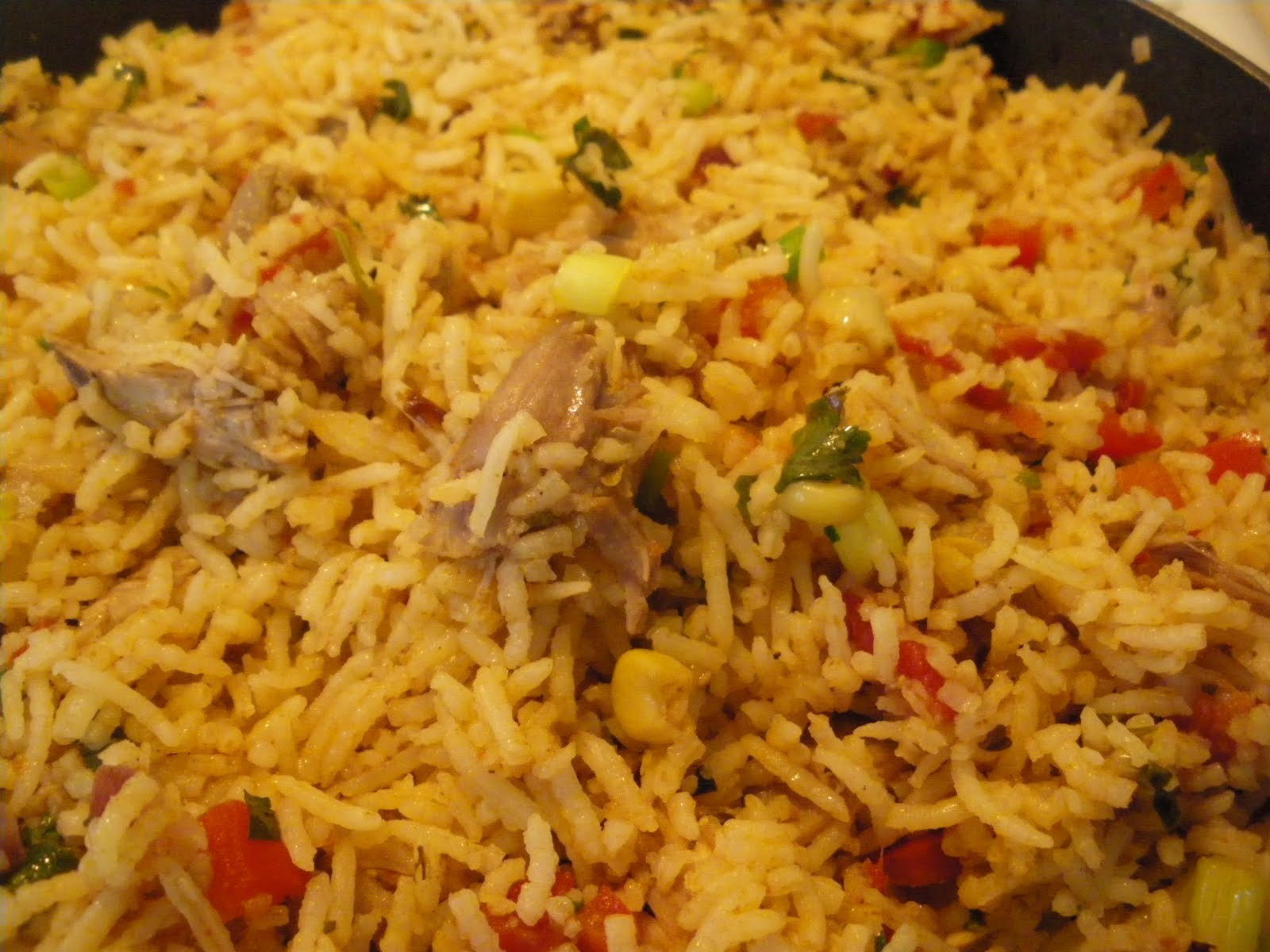 Mouth Watering Recipes From Azeema S Kitchen Mexican Chicken Rice