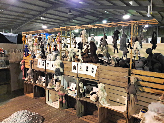 Yarndale - Toft alpacas