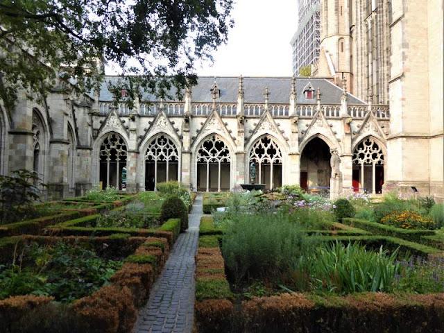 giardino Pandhof a Utrecht