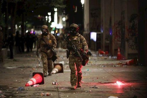 ONU denuncia aumento de violencia contra manifestantes en EE.UU.