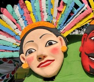 jenis-jenis topeng di indonesia