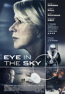 2015 Eye in the Sky Enemigo invisible alan rickman