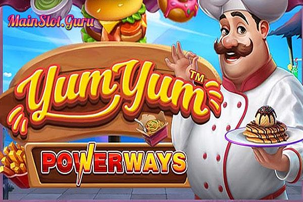 Main Gratis Slot Demo Yum Yum Powerways Pragmatic Play