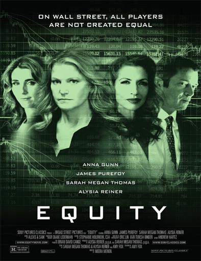 Ver Equity (2016) Online