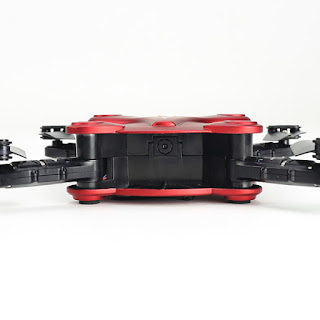 Spesifikasi Drone Eachine E55 dan FQ17W - OmahDrones