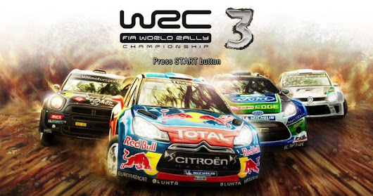 WRC 3 FIA World Rally Championship PC Full Version