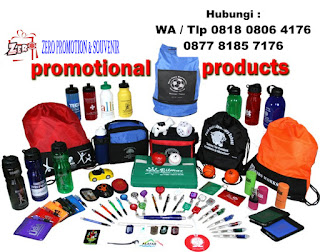 Jual barang promosi murah di Tangerang
