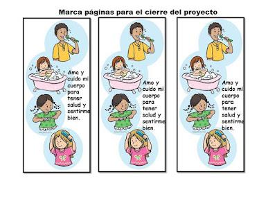 Actividades sobre el cuidado de la salud para niños