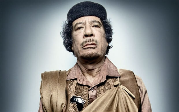 10 Things About Gaddafi And Libya They Don't Want You To Know