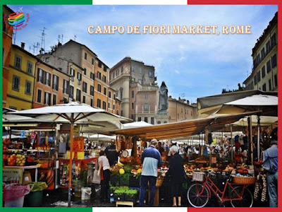 the best shopping places in Rome, Italy