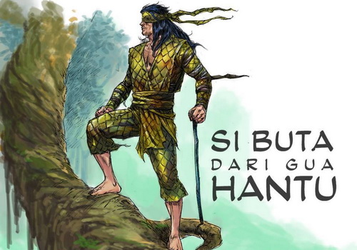 Tinuku Bumi Langit Comics launches classic superhero into digital world