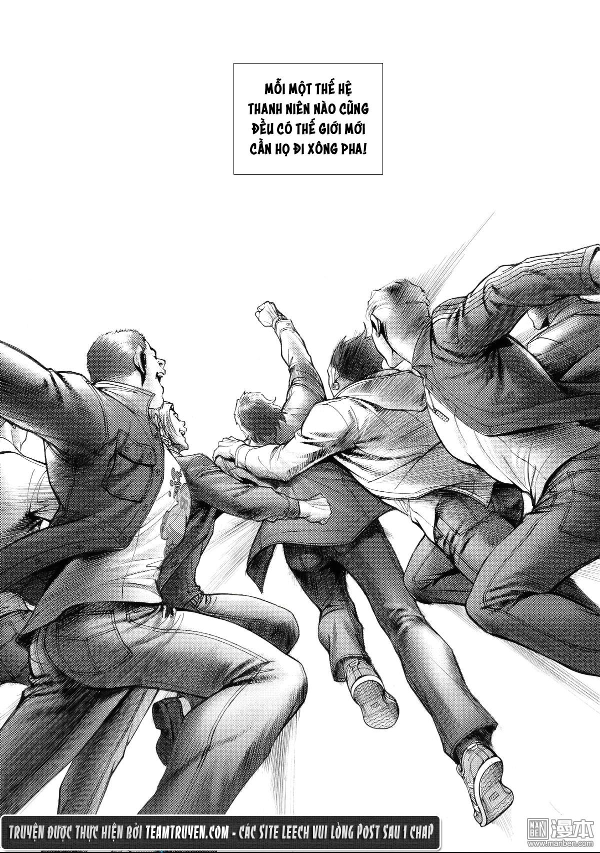 Người Trong Giang Hồ NetTruyen chap 1564 - Trang 14