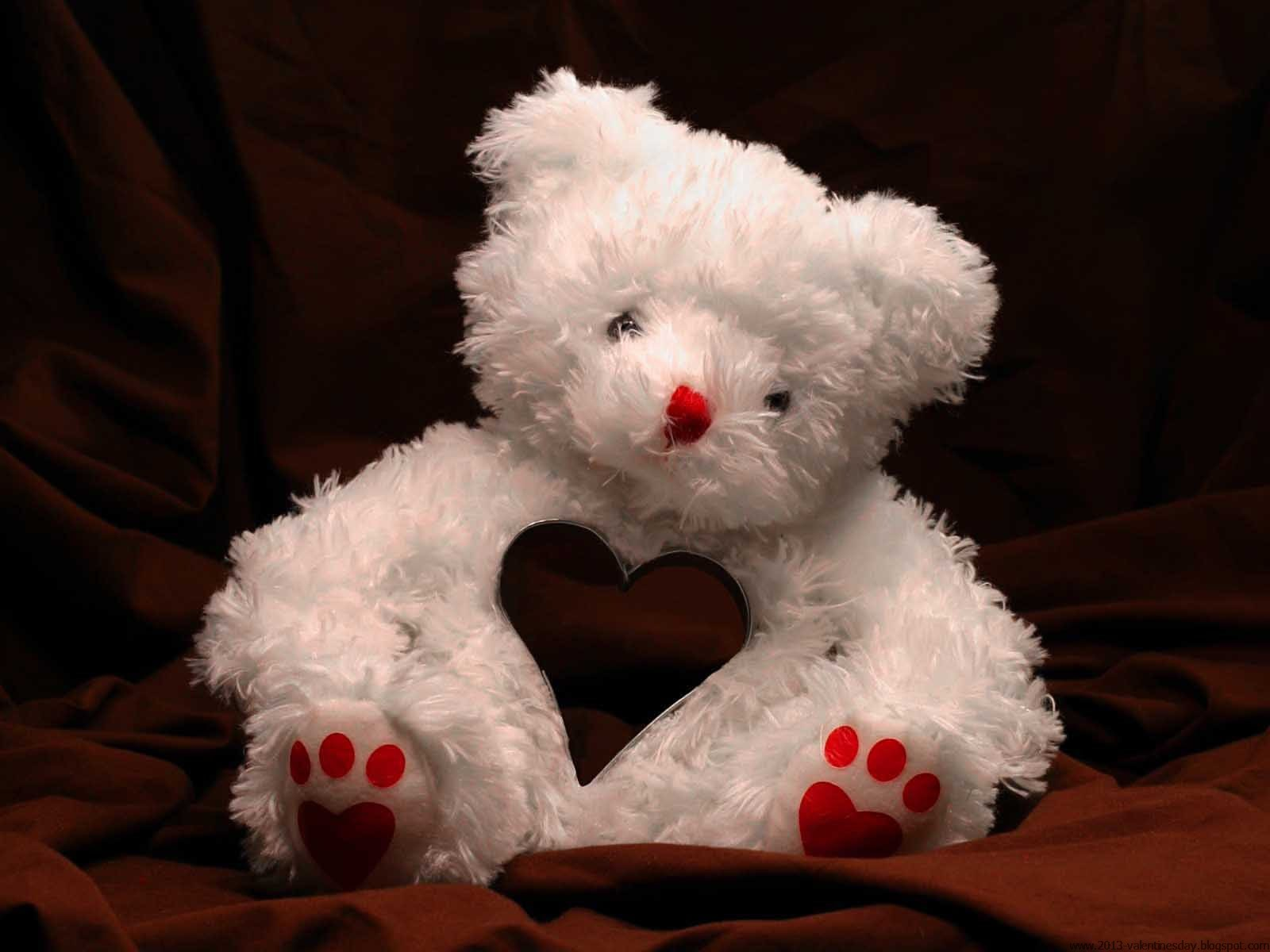 Happy Teddy Day 2013- Teddy Bear HD Wallpapers And Quotes