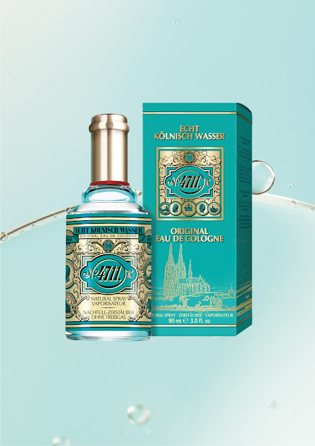 4711, OEDC, classiccologne, inspiredbynature, cleansing, disinfection, houseof4711, 古龍水, 最古老,