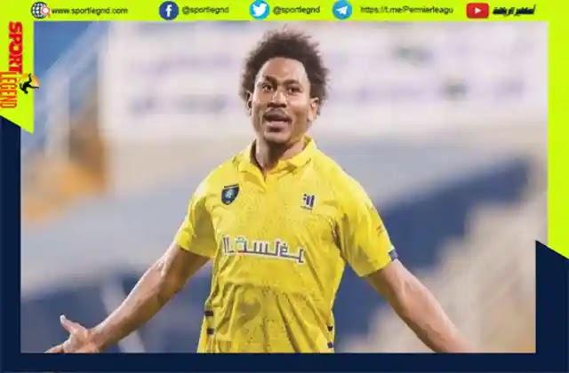 أفضل مهاجم في الدوري السعودي لعام 2021