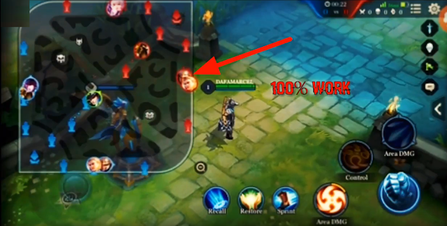 Download Cheat AOV Garena 23 April 2020 Latest Update and Anti Banned Free.