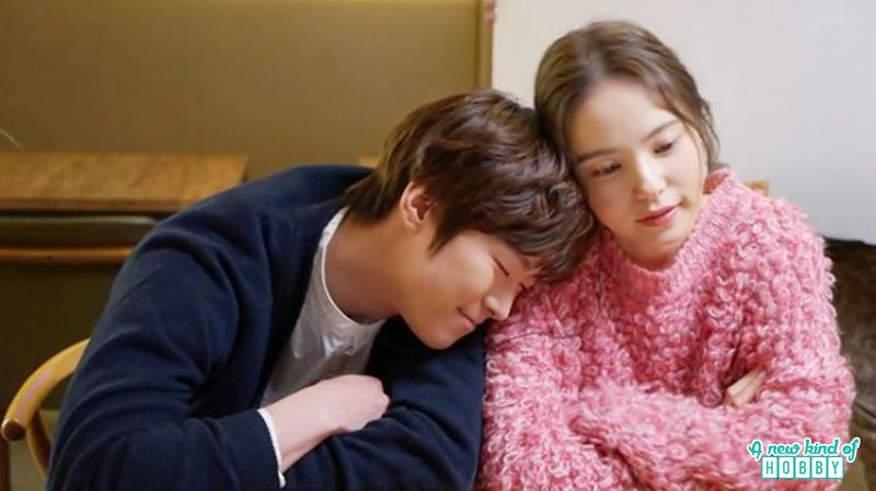 Min Hyo Rin & Gong Myung New Mini Drama Individualist Ms  Ji