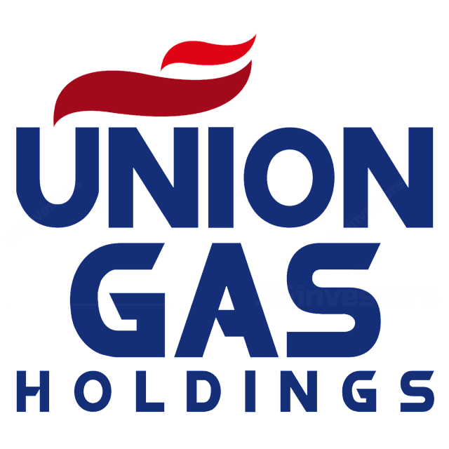 UNION GAS HOLDINGS LIMITED (1F2.SI) @ SG investors.io
