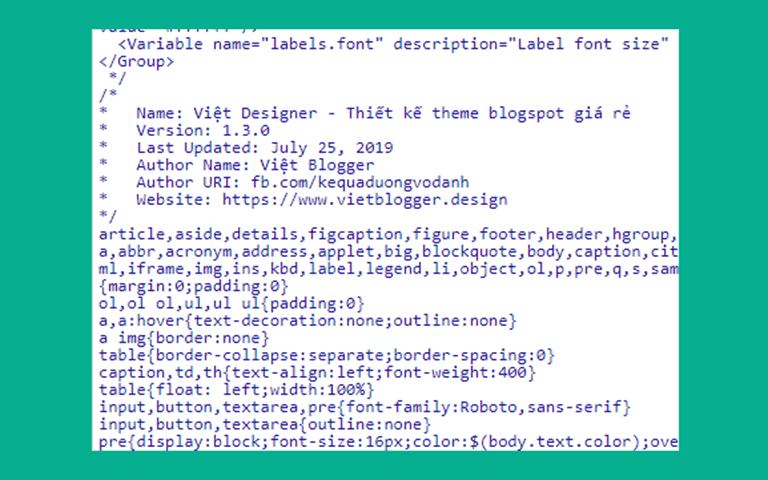 Cách bảo vệ bản quyền template bằng javascript