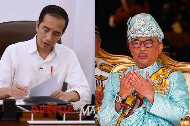 Indonesia Kini Gigit Jari Karena Warganya Dilarang Masuk Malaysia, Istana Langsung Turun Tangan Berikan Jawaban