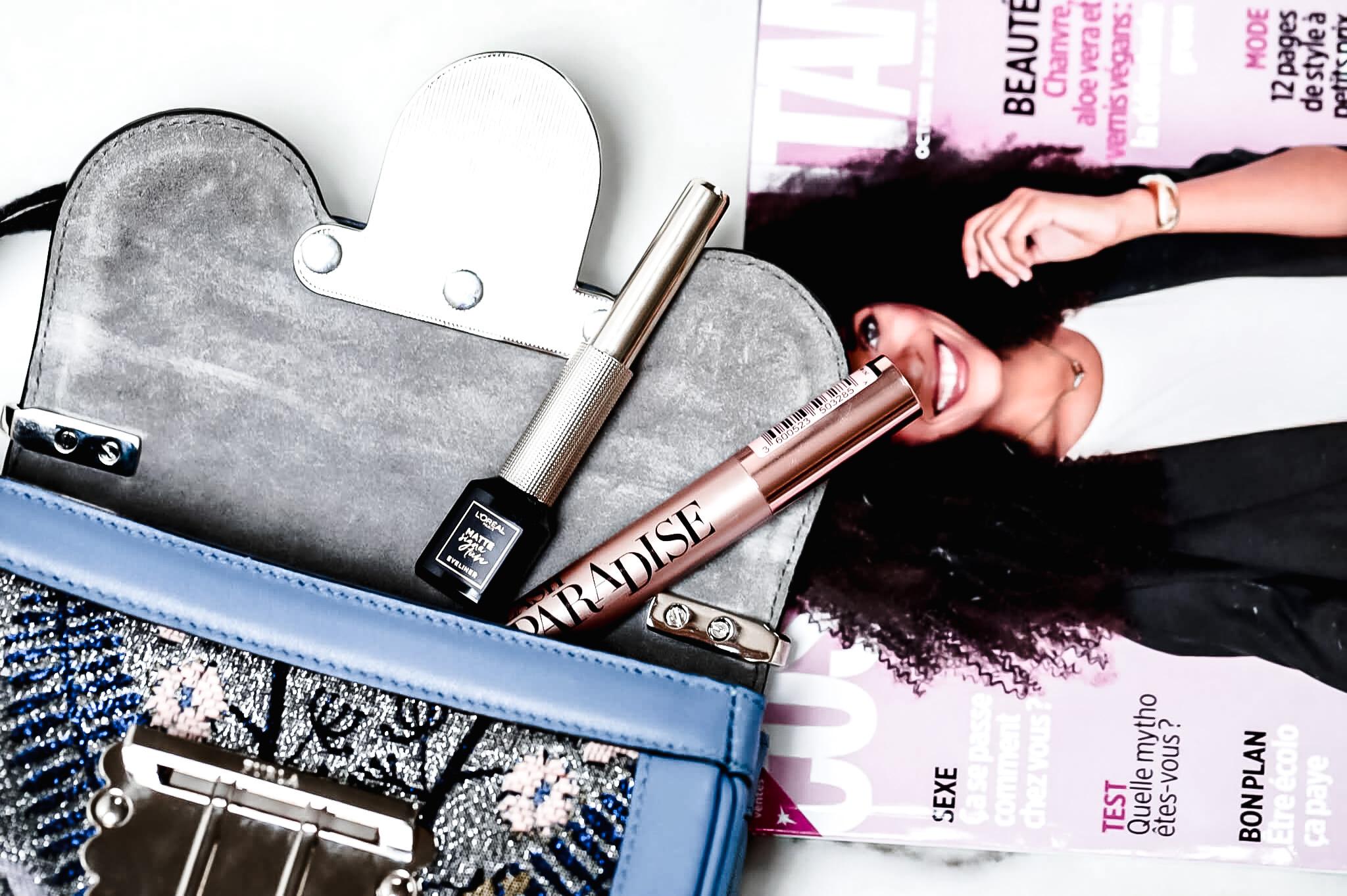 L'Oreal Paris Lash Paradise Mascara EyeLiner Matte Signature
