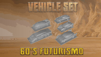 The Vehicle Sets (STL Files) picture 6