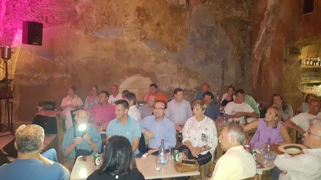 Συνάντηση Όλγας Γεροβασίλη – Βασίλη Τσίρκα με ετεροδημότες της Άρτας στην Αθήνα – ΦΩΤΟΓΡΑΦΙΕΣ