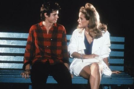 Kelly Preston C. Thomas Howell Secret Admirer movie