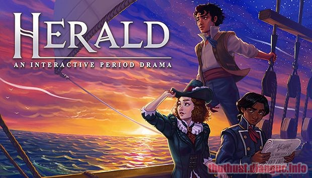 Download Game Herald: An Interactive Period Drama – Book I & II Full Crack