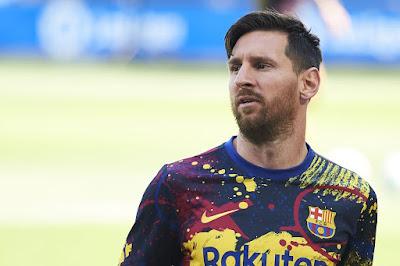 Lionel Messi's message to £40m Arsenal transfer target as Edu prepares 'opening bid'