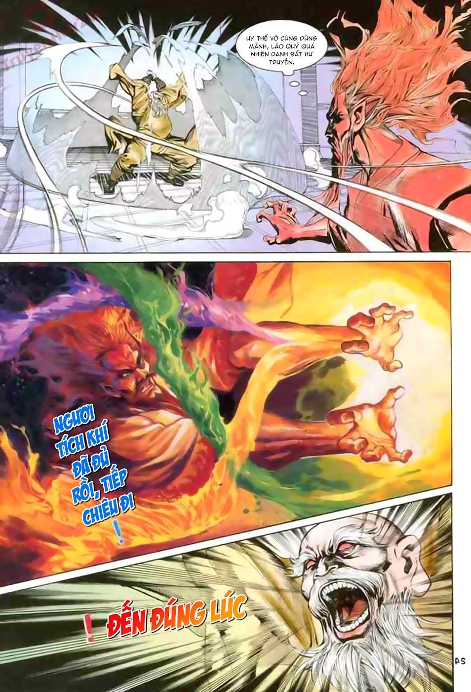 Cơ Phát Khai Chu Bản chapter 86 trang 25