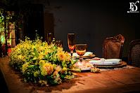 casamento em porto alegre com cerimônia na igreja nossa senhora das graças e recepção no salão por-do-sol da aabb porto alegre com decoração simples e rústica em fendi e amarelo por fernanda dutra cerimonialista de casamento em porto alegre