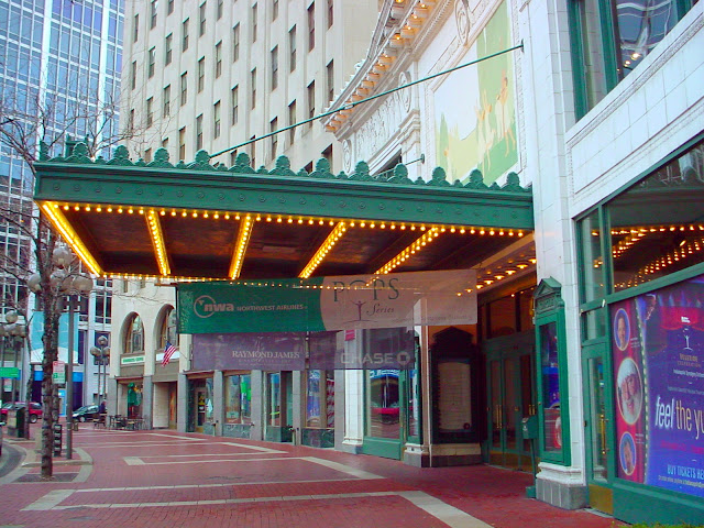 Circle Theater - Downtown Indianapolis