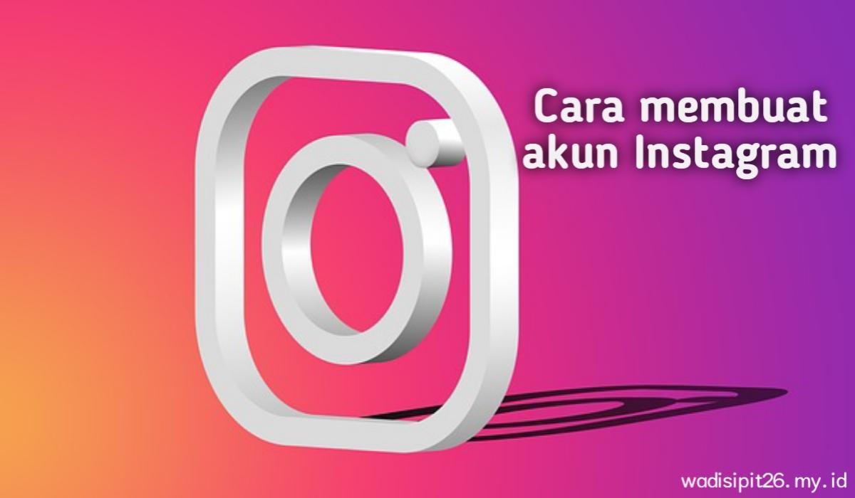 Cara membuat akun instagram tanpa no hp di android dan pc terbaru