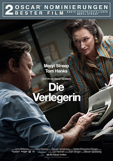 Kino Neustarts Februar, Die Verlegerin