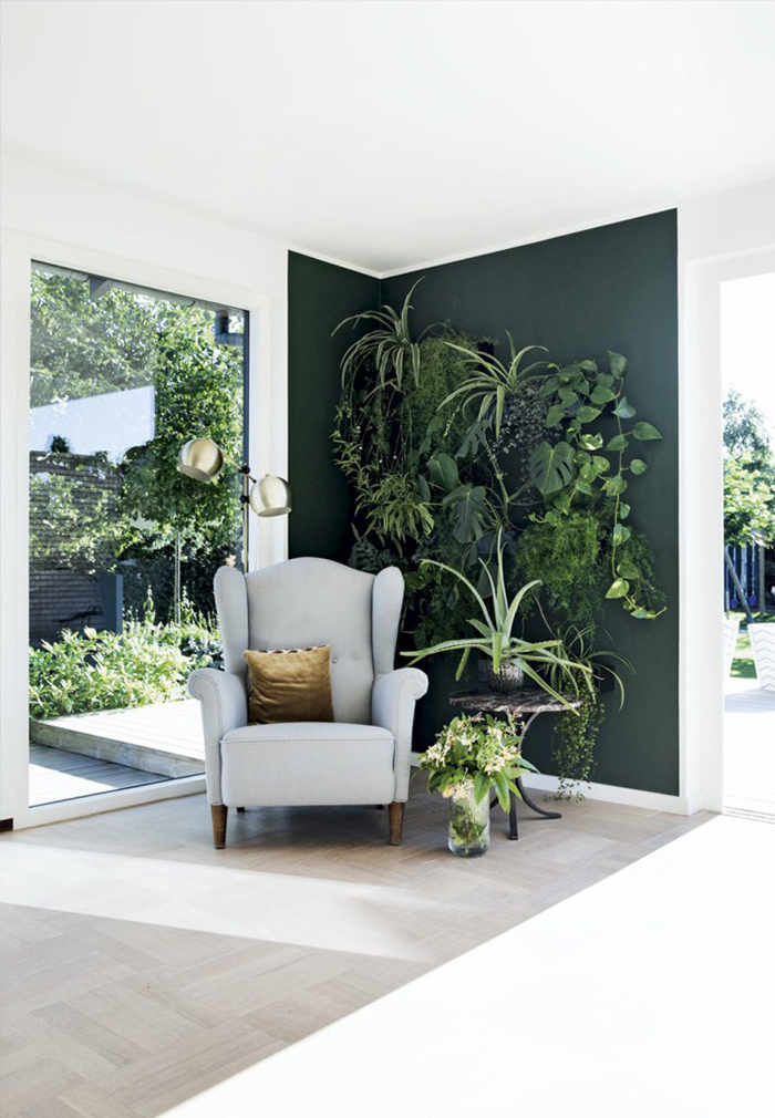 Interior inspiration # Greenery