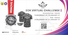 Air Force Run – Virtual Challenge • 2020