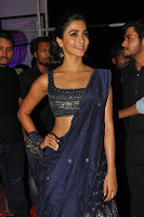 Pooja Hegde choli saree at DJ Duvvada Jaggannadham music launch ~  Exclusive 125.jpg
