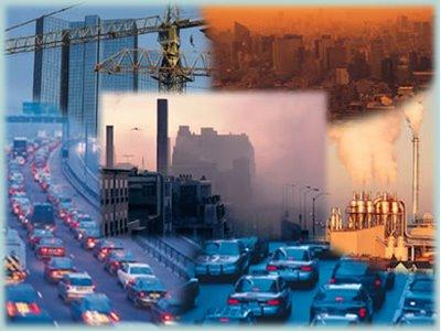 Catástrofe ambiental para la Tierra
