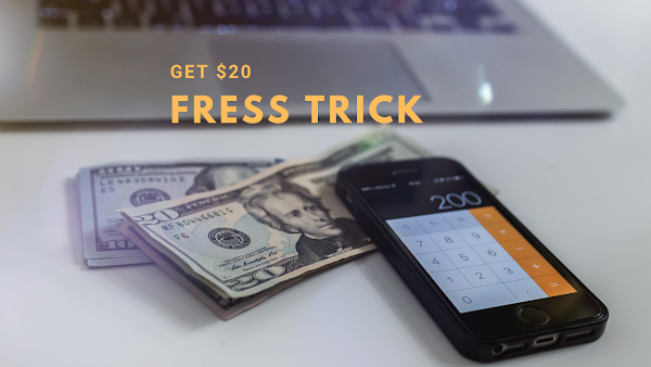 Mendapatkan $20 Dengan Mudah (Fresh Trik + Kode Kupon 500 Point)