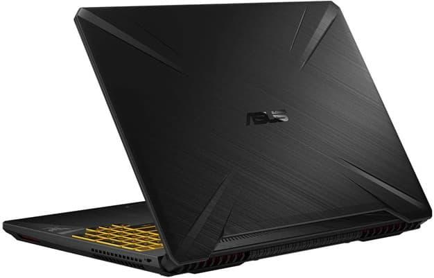 ASUS TUF Gaming FX505GT-BQ108: portátil gaming Core i5 con gráfica GeForce GTX 1650, disco SSD y teclado retroiluminado