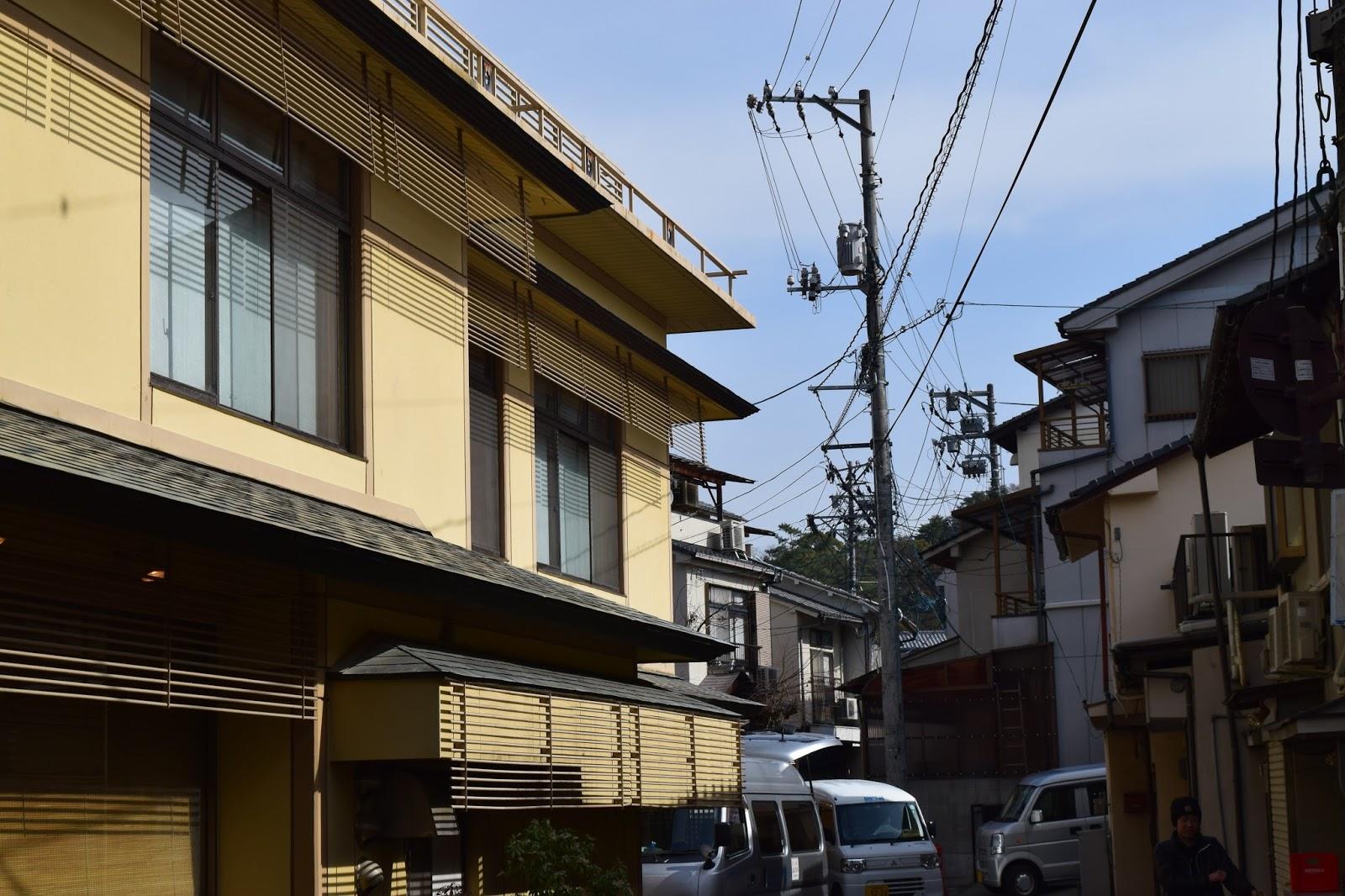 Miyajima side street