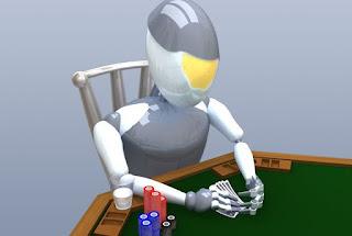 Ciri- Ciri Permainan Judi Menggunakan Bot ( Robot)